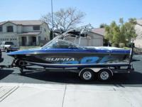 2008 Supra 22 SSV Boat is located in