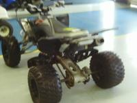 ready for fun!!! 2008 yzf 450 a steal @ $3995!