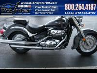 Suzuki VL800 Boulevard C50 WE NEVER CHARGE DOC FEES!