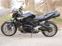2008 Suzuki B-King 1340cc Limited One Year