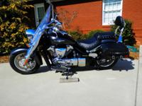 THIS BIKE IS A 2008 SUZUKI BOULEVARD C109RT (1800CC)