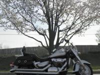 the Suzuki Classic Cruiser bikes capture all the
