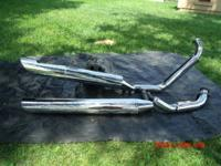 For Sale: Complete set of stock exhaust pipes from a