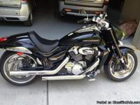 2008 Suzuki Boulevard M109, For sale is a 2008 Suzuki