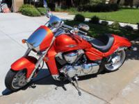 2008 Suzuki Boulevard M109RIf your searching for the