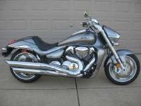 2008 Suzuki Boulevard This cruiser currently has 7,500