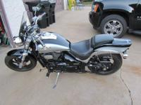 2008 Suzuki Boulevard M50 in great condition - Vance