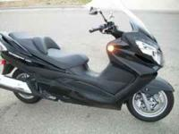 Description FULL FINANCING AVAILABLE! 2008 BURGMAN