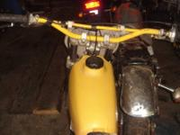 2008 Suzuki DR 200 ENDURO motorcycle is perfect for the