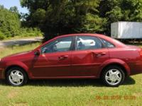 2008 Suzuki Forenza - This car in our opinion in rough