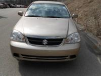 2008 Suzuki Forenza, a great first car! It has all the
