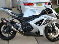 FOR SALE!! 2008 Suzuki GSX-R 1000* RECENTLY PERFORMED