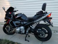 2008 Suzuki Gsx650f, Excellent condition. Michelin
