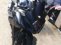 I got a '08 Suzuki GSXR for sale, 1000cc. Clean Title,
