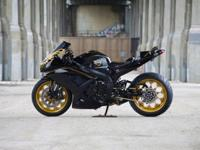 2008 Suzuki GSXR 750 Stock/OEM Specifications Engine:
