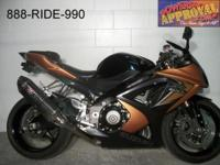 2008 Suzuki GSXR1000 for sale $149 per month. Sharp