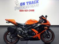 2008 SUZUKI GSXR600 YOU CAN APPLY ONLINE, OVER THE