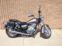 2008 Suzuki GZ250 Low Miles and Tons of Fun! Get ready