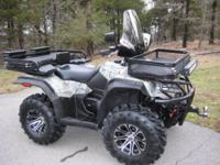 2008 Suzuki King Quad 400 4x4 AS in Camo Automatic