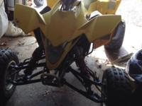 2008 Suzuki ltr 450 for sale for $3,500 OBO ive had it