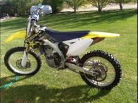 2008 Suzuki RM-Z 450 For Sale in Corinne, Utah 84307