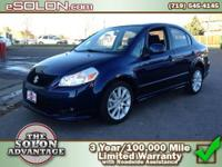 2008 Suzuki SX4 4dr Car Convenience Pkg Our Location