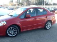 Exterior Color: orange, Body: Sedan 4dr Car, Engine: