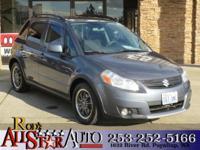 Options:  2008 Suzuki Sx4 Awd|The Carfax Buy Back