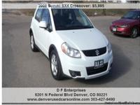2008 Suzuki SX4 Crossover Touring AWD, 159,825 Address: