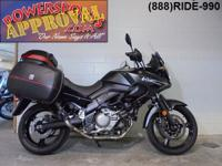 2008 Suzuki Vstem 650 Motorcycle for sale only