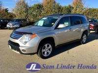 Options:  2008 Suzuki Xl7 Luxury|Advertised Price