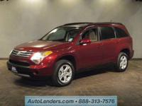 This CERTIFIED preowned 2008 SUZUKI XL7 comes equipped