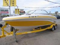2008 Tahoe 20' Open bow. Mercruiser 5.0 MPI Alpha One