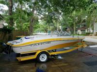 2008 Tracker Marine Tahoe Boat for sale. Its been a