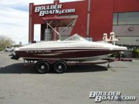 For more information please call Boulder Boats at  or