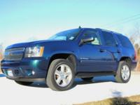 2008 Tahoe LT SUV for sale. Very - Very Nice !! Call