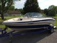 I am selling our 2008 Tahoe Q4SS. This boat is in