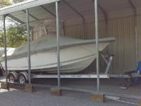 2008 Tidewater Fisher 2100 Baymax Stock Number: