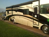 2008 Tiffin Allegro This Class A recreational vehicle