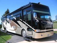 ! 2008 Tiffin Allegro Bus 40QSP * Powerglide Chassis