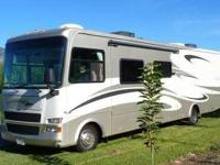 2008 Tiffin Allegro. 2008 Tiffin Allegro model in