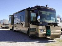 2008 Tiffin Phaeton This Class A recreational vehicle