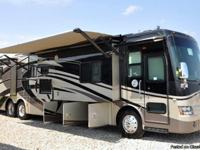 This RV is approximately 42' in length with a 360HP