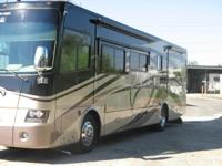 ! 2008 Tiffin Phaeton 36QSH * Freightliner Chassis