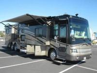 2008 Tiffin Phaeton 42QRH * Spartan w/tag axle Cummins