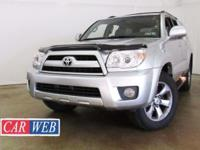 2008 Toyota 4 Runner 4x4 limited Just arrived. only