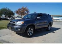 We are excited to offer this 2008 Toyota 4Runner. When