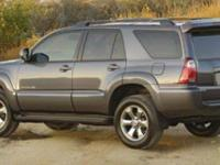 Options:  2008 Toyota 4Runner Sport|Miles: 158873Color: