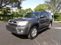 Options:  2008 Toyota 4Runner Below Market Value!!!..No