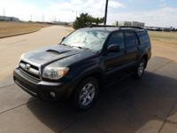 We are excited to offer this 2008 Toyota 4Runner. Your
